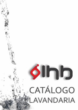 catálogos de lavandaria - IHB - International Hotel Business