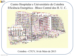 Custo - CTCV