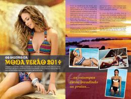 moda verão 2014