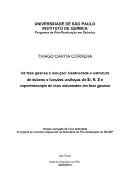 THIAGO CARITA CORRERA