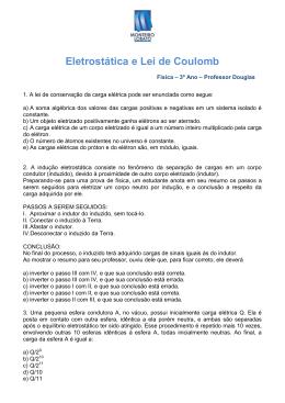 exercício do 3º ano - Escola Monteiro Lobato