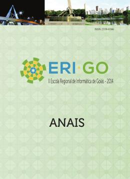 Anais II ERI-GO 2014 - ASL-GO - Associação Software Livre de Goiás