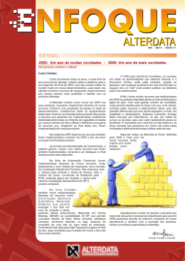 EDITORIAL - Alterdata Software
