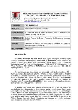 dmu processo pca 09/00021640 unidad