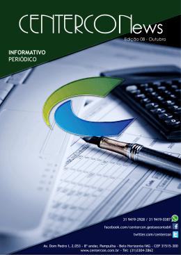 Informativo CENTERCON