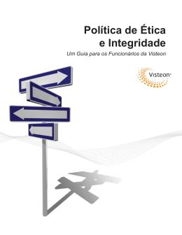 Política de Ética e Integridade