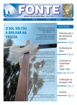 jornal fonte – março/2013
