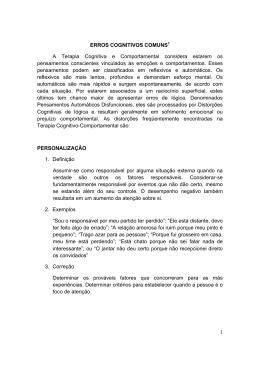 erros_cognitivos_com.. - ICTC - Instituto Catarinense de Terapia