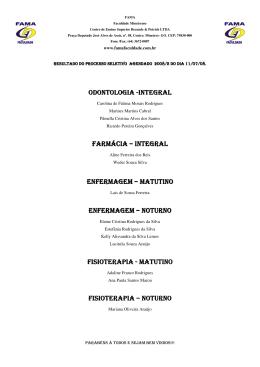ODONTOLOGIA ODONTOLOGIA -INTEGRAL