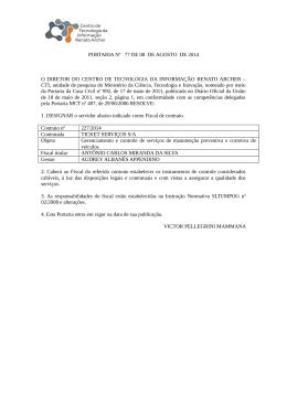 Acesse - CTI Renato Archer