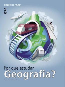 estudar Geografia