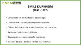 ÉMILE DURKHEIM - s3.amazonaws.com