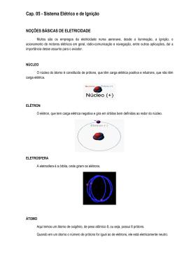 Cap. 05 - Sistema Elétrico e de Ignição