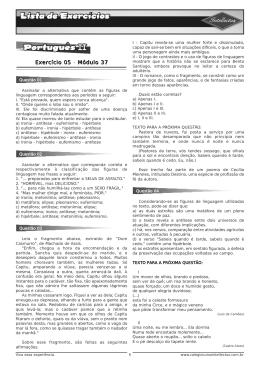 LE 3ºAno_Apostila 01 -Português II