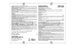 Carbocisteína (403133-07)