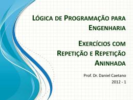 lógica de programação para engenharia exercícios