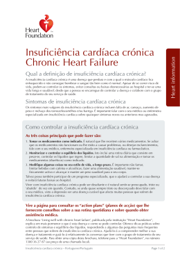 Portugese - Heart Foundation Resource.indd