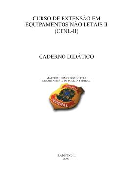 Caderno Didático CENL II