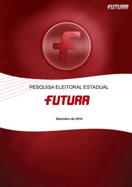 PESQUISA ELEITORAL ESTADUAL