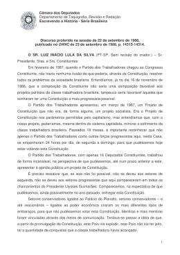 Arquivo em PDF - Câmara dos Deputados