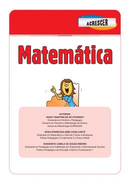 MODULO DE MATEMATICA 3º ANO 2º BIM_2015_PROFESSOR