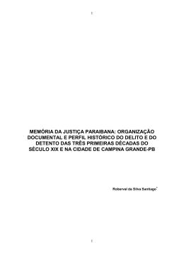 UNIVERSIDADE FEDERAL DE CAMPINA GRANDE - Anpuh
