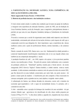 Maria Aparecida Franco Pereira - Texto