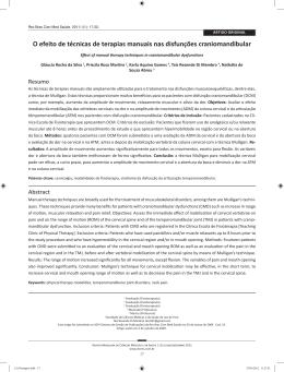 PDF PORT - Revista Brasileira de Ciências Médicas e da Saúde