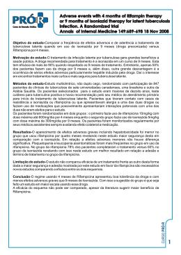 Resumo em pdf - PRÓ-R - Curso de Extensão Médica
