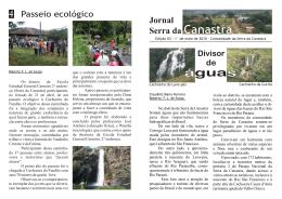 jornal 3 ed - Folha da Canastra