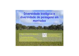 Un. paisagem 6 - Instituto Superior de Agronomia