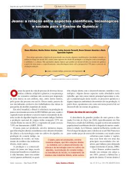 PDF: Química e Sociedade