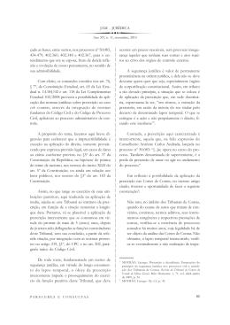 JAM - JURÍDICA çado as bases, entre outros, nos processos nº