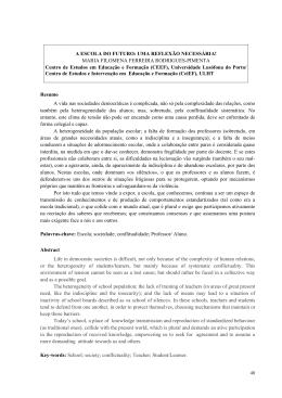 Imprimir este artigo - Revistas Científico - culturais