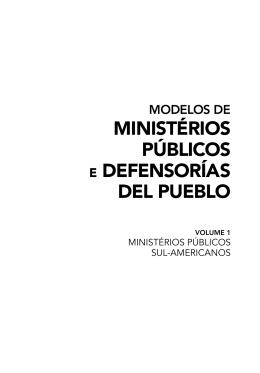 Ministérios Públicos Sul-Americanos