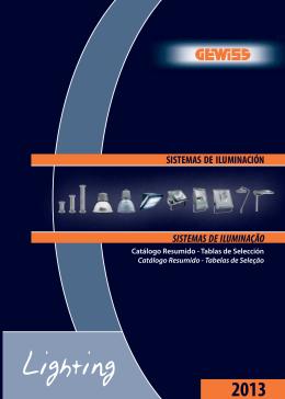 ILUMINACIÓN INDUSTRIAL / iLuminação industriaL