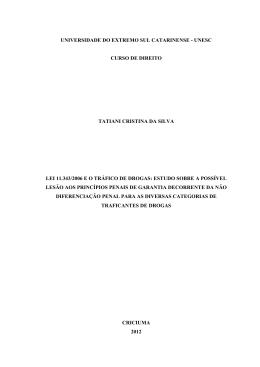 MONOGRAFIA - Tatiani Cristina da Silva