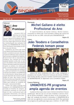 Michel Galiano é eleito Profissional do Ano João Teodoro e