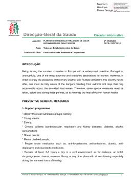 Direcção-Geral da Saúde