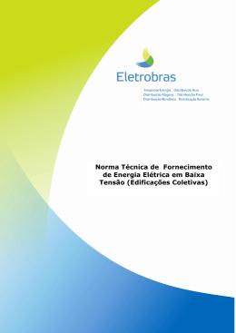 Edificações Coletivas - Eletrobras Amazonas Energia