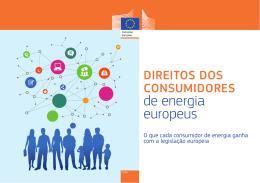 Direitos dos Consumidores de energia europeus