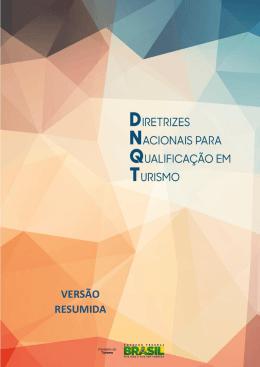 VERSÃO RESUMIDA - Ministério do Turismo