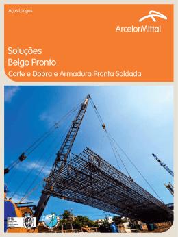 Soluções Belgo Pronto - ArcelorMittal Aços Longos