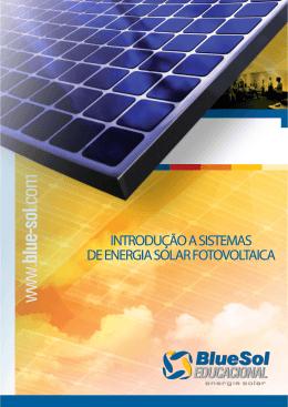 apostila introdutória - Blue Sol Energia Solar