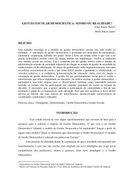 FACULDADE CATÓLICA DE ANÁPOLIS