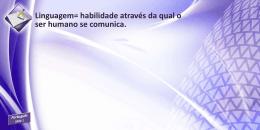 Roteiro : Cartela de Portugues_31_01 2º Ano 2013