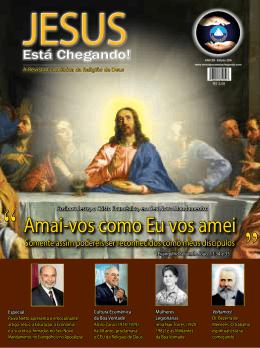 Edição 106 - Revista JESUS ESTÁ CHEGANDO!
