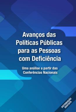 Avanços das Políticas Públicas para as Pessoas com Deficiência