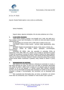 Ofício Circular Nº 176/10