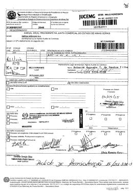 Junta Comercial do Estado de Minas Gerais